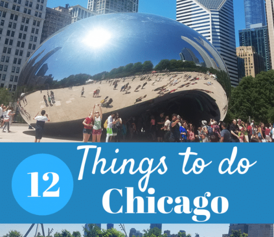 12 Things to do at Chicago