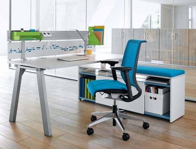 Ergonomic Office Chair Designs, Space Planning and Office Furniture Placement