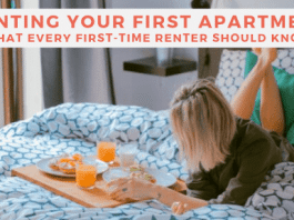 Rent Their First Apartment