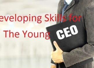 Developing Skills for the Young CEO