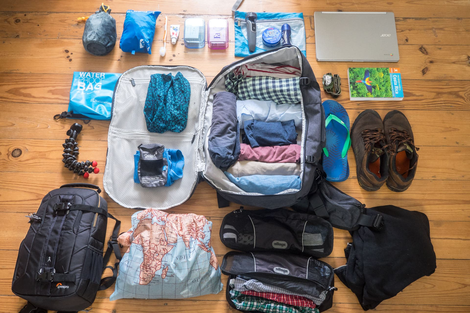 Minimalist Backpacking Essentials for Beginners