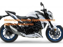 Motorcycle Startup Opportunities In Different Accessories