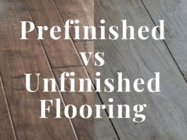 Prefinished or Unfinished Hardwood Flooring