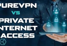 PureVPN and Private Internet Access