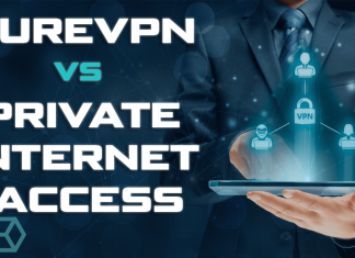 PureVPN and Private Internet Access