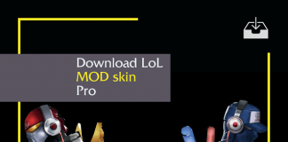 Download and Play Mod Skin LoL Pro 2020 Game on PC
