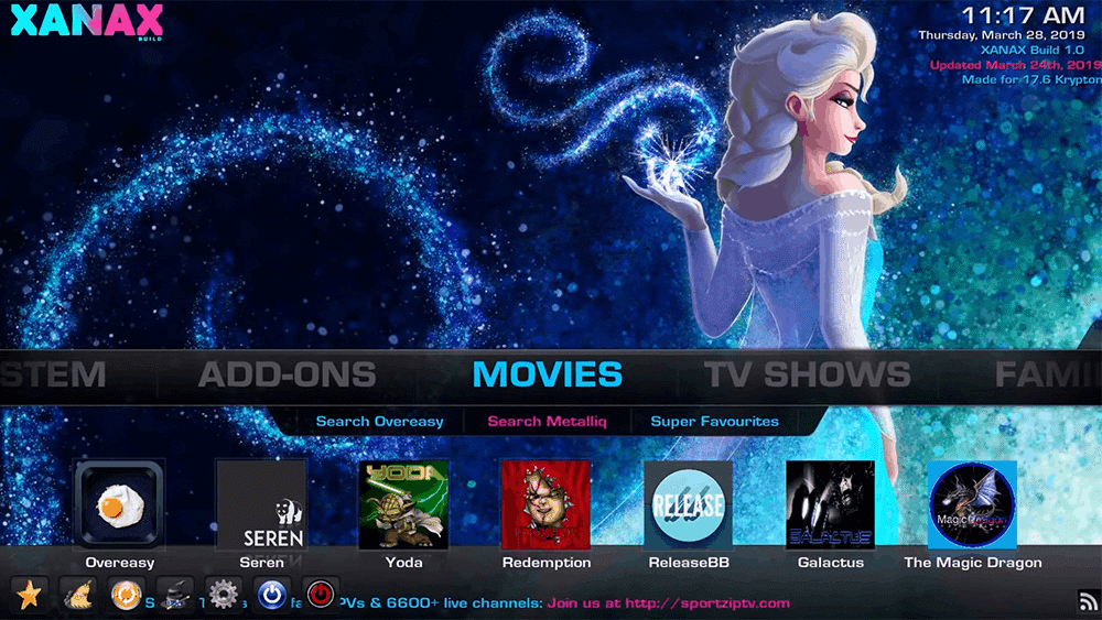 The Top Kodi 17 Builds for Viewing Internet Content
