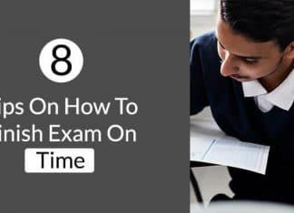 8 Tips On How to Finish Exam On Time