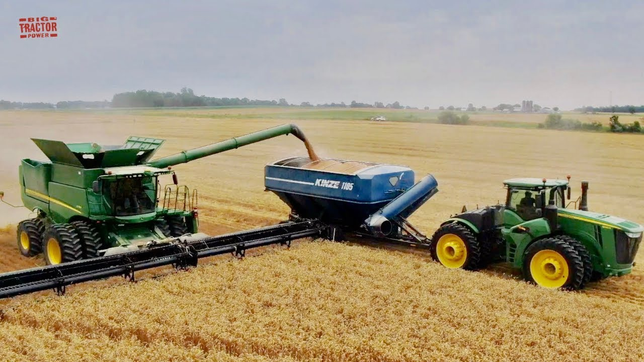 Getting Your Grain Carts Ready for the Season