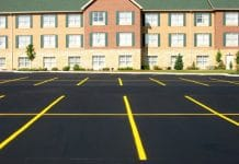 The Importance of Parking Lot Striping in Dallas, TX