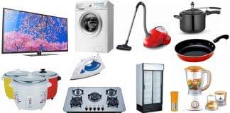 Basic Home Appliances