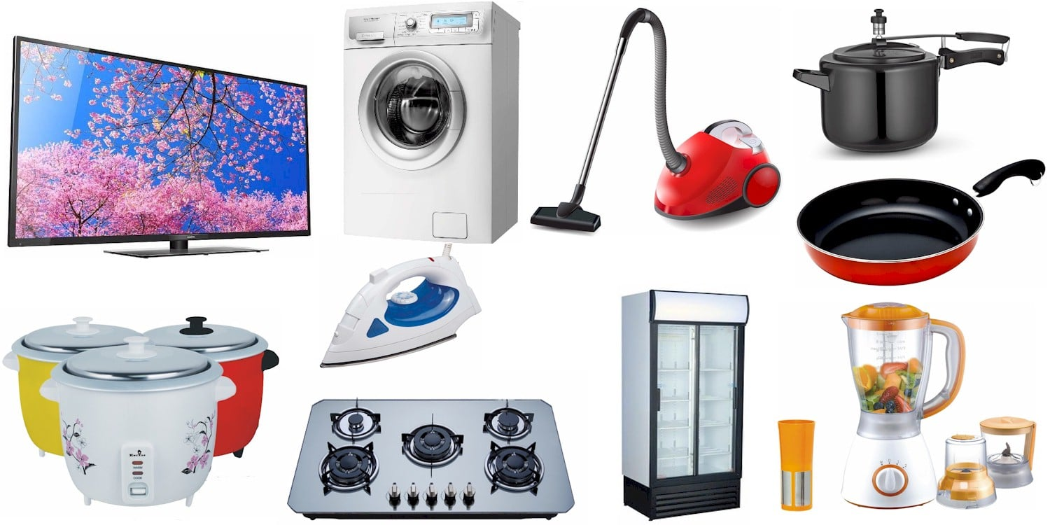 Basic Home Appliances
