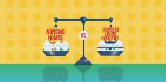 Differences Between Nursing Homes and Assisted Living Facilities