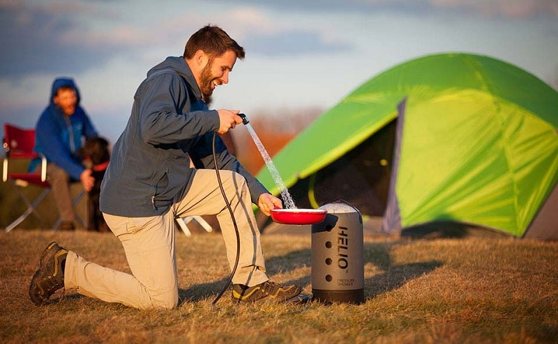 How to Set Up the Perfect Camping Shower