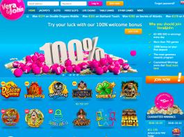 Vera and John Casino - online casino legend