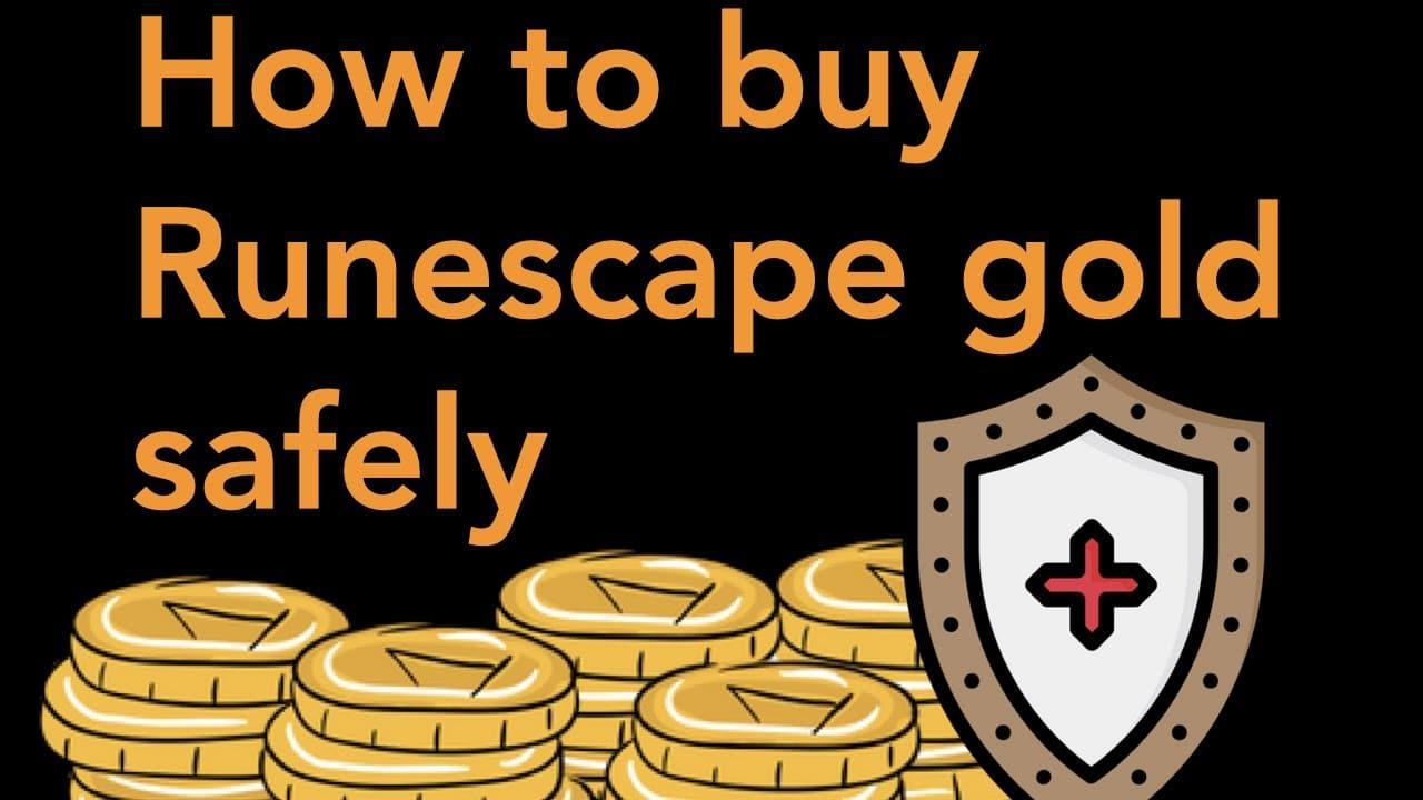 Buying OSRS gold safe
