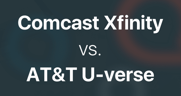 AT&T Compare to Comcast