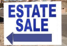How to prepare for a successful estate sale