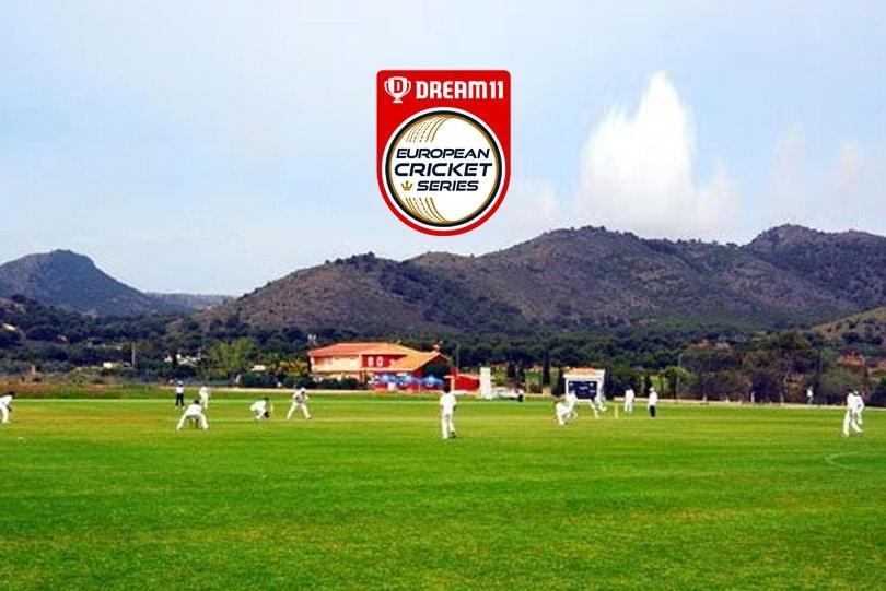Dream 11 European Cricket Series