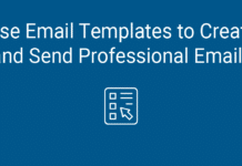 Use Email Templates