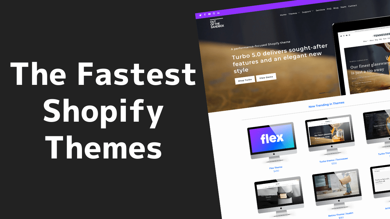 Choose a Shopify Theme with Video Background