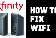 How to Solve - Xfinity Wi-Fi Connected