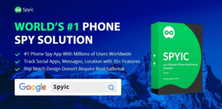 Spyic Best Monitoring Software