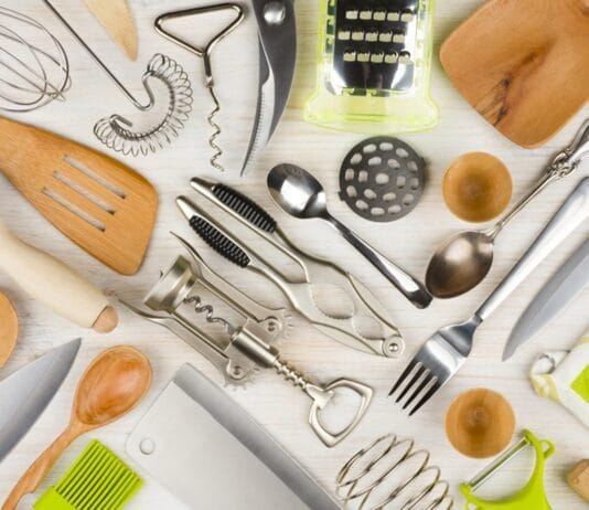 Cooking Equipment for People