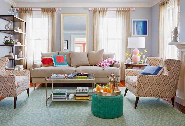 How to Give your Living Room a Makeover