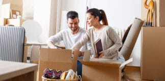 The Best Steps to Take When You're Unpacking