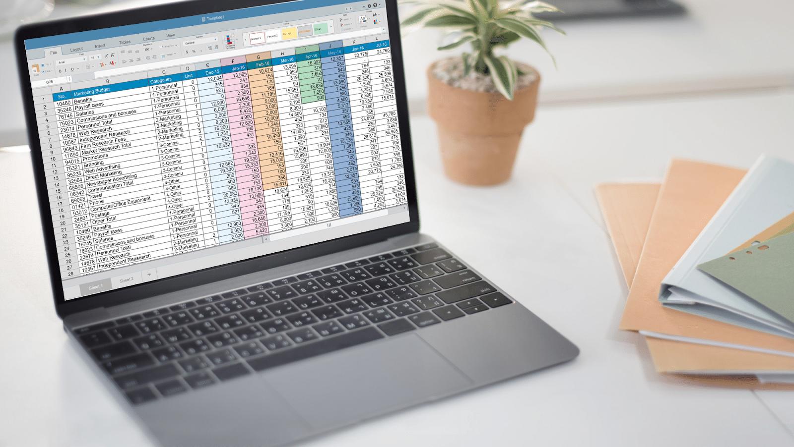 Excel Shortcut Guide