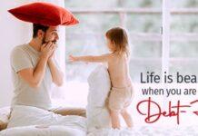 Expert Tips To Enjoy A Debt-Free Life