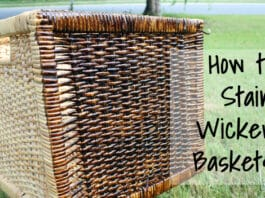 How you can Take Care of your Wicker Baskets
