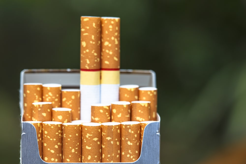 Buying Cigarettes Online