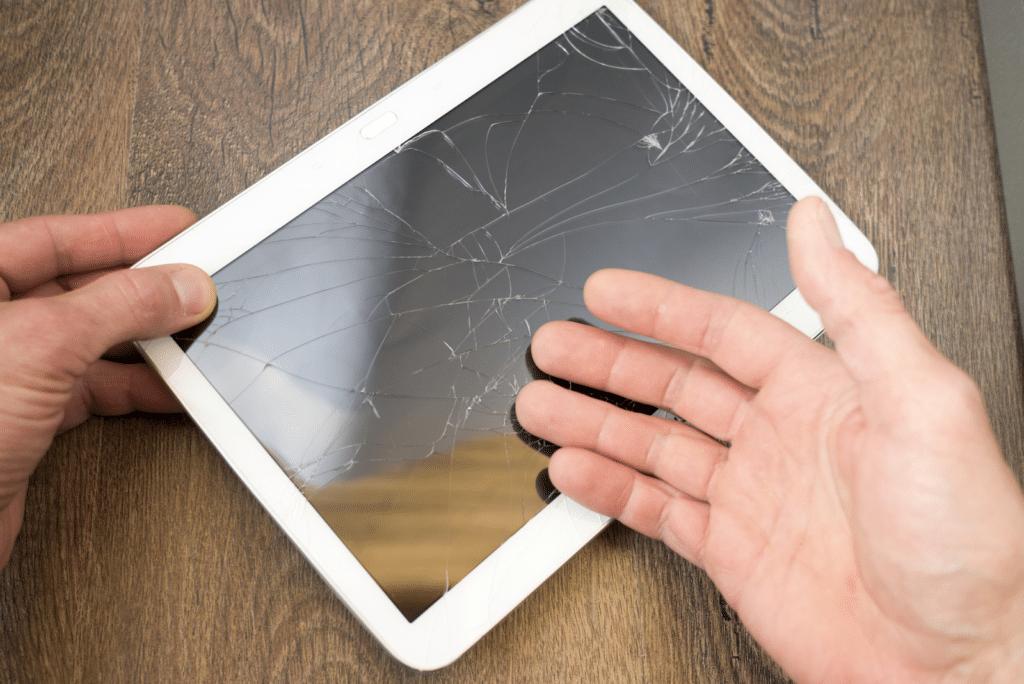 Fix a Broken iPad Screen