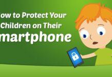 Child Their First Smartphone