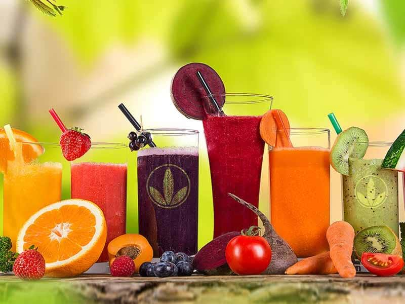 7 Healthy Drinks