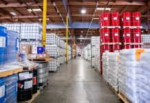Chemical Hazards in the Warehouse