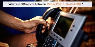 How Virtual PBX is Different from Hosted PBX