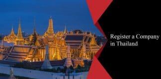 Registering a new Thai Company