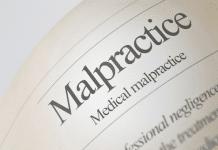 Malpractice Insurance Costs